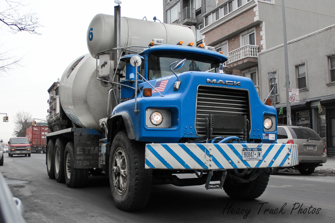 Empire Transit Mix : Empire transit mix heavy equipment truck photos